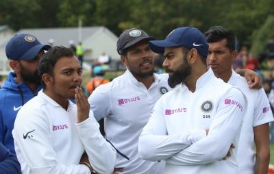 Kohli Laments Poor Batting By Both Teams On good Batting Wicket'-Latest News English-Telugu Tollywood Photo Image-TeluguStop.com