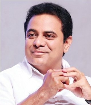 Ktr Reiterates Claim Of 1,32,899 Jobs In Six Years-TeluguStop.com