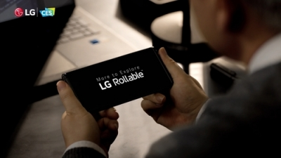 Lg May Ditch Plan For Rollable Smartphone-TeluguStop.com