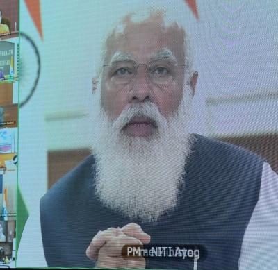 Modi's Mega Plan To Fight Malnutrition, Over Dozen Ministries Combine To Fight The Menace-TeluguStop.com