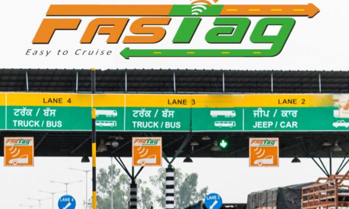 What If There Is No More Traffic Jam At The Toll Plaza-ఇకపై టోల్ ప్లాజా వద్ద ట్రాఫిక్ జామ్ అయితే..-General-Telugu-Telugu Tollywood Photo Image-TeluguStop.com