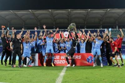Mumbai Beat Bagan 2-0, Win League Winners' Shield-Latest News English-Telugu Tollywood Photo Image-TeluguStop.com
