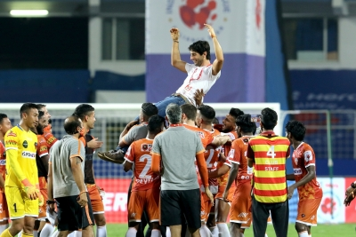 Mumbai To Take On Goa, Bagan Face NorthEast In ISL Semis-Latest News English-Telugu Tollywood Photo Image-TeluguStop.com