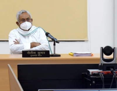 Nitish Govt Reshuffles Bureaucracy In Bihar-TeluguStop.com