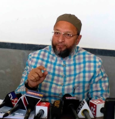 Owaisi Slams Trinamool Congress For 'double Standards'-TeluguStop.com