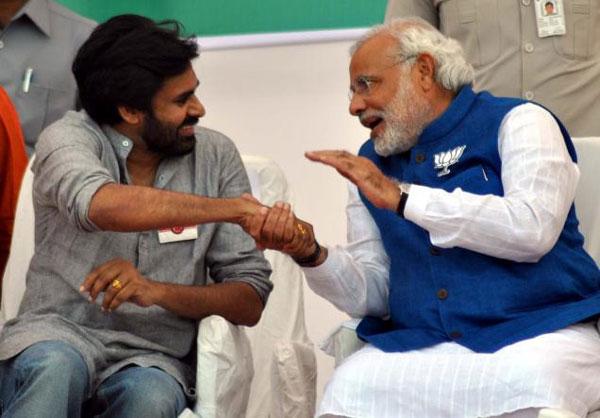 Janasena Chief Pavan Kalyan Troubled On Prime Minister Modhi Behaviour-పెద్దాయన పాలిటిక్స్ తో పవన్ ఇబ్బందులు -Political-Telugu Tollywood Photo Image-TeluguStop.com