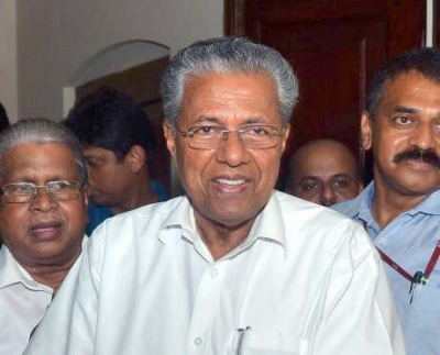 Pinarayi Vijayan Hits Out At Rahul Gandhi, Adityanath-Latest News English-Telugu Tollywood Photo Image-TeluguStop.com