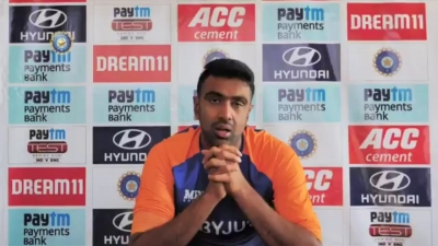 Pink Ball Gives Edge To Bowlers On Bowler-friendly Pitches: Ashwin-TeluguStop.com