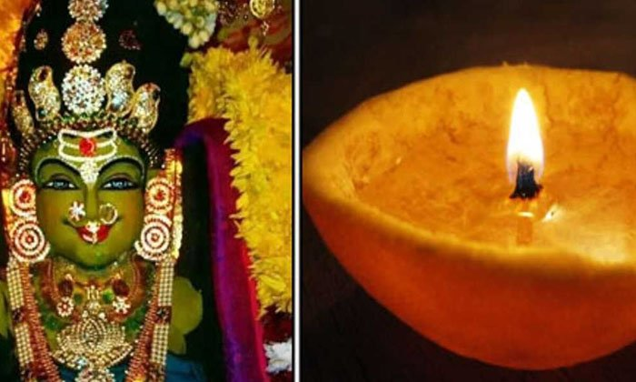 Nimakaya Deepam Valana Kalige Phalithalu-నిమ్మకాయ దీపం వెలిగించేటప్పుడు ఎలాంటి నియమాలు పాటించాలో తెలుసా..-Latest News - Telugu-Telugu Tollywood Photo Image-TeluguStop.com