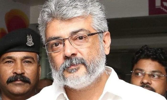 South Indian Hero Ajith Childhood Struggles-TeluguStop.com