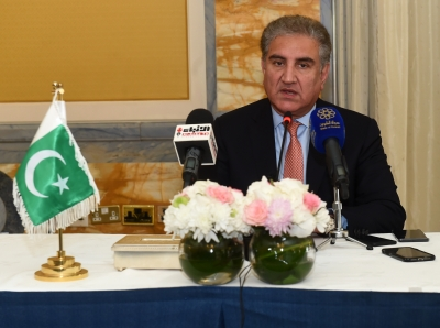 Qureshi Hopes Us, Taliban Abide By Doha Agreement-TeluguStop.com