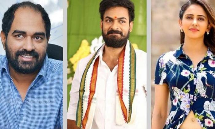 Krish Gives Vaishnav Tej's Film This Name-Latest News English-Telugu Tollywood Photo Image-TeluguStop.com