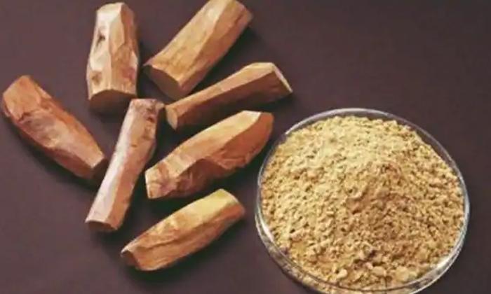 Sandalwood Powder Helps To Reduce Dark Neck-TeluguStop.com