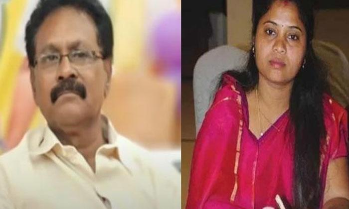 Satrucharla Chandrasekhar Raju Resigned To Ysrcp-TeluguStop.com
