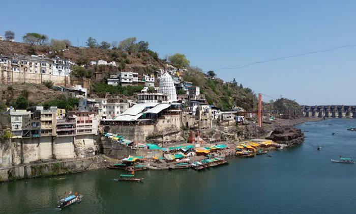 Facts About Omkareshwara Jyotirlinga Temple-TeluguStop.com