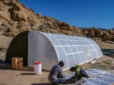 Sonam Wangchuk Makes Mobile Solar-powered Tent For Indian Army-Latest News English-Telugu Tollywood Photo Image-TeluguStop.com
