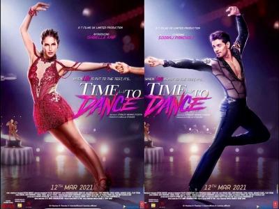 Sooraj Pancholi, Isabelle Kaif Starrer 'time To Dance' Releases On March 12-TeluguStop.com