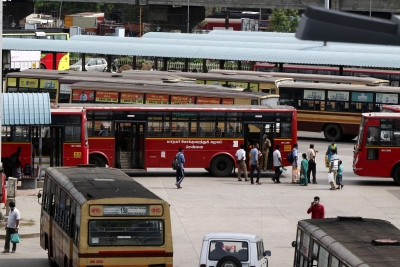 Tamil Nadu To Buy 12,000 Buses Including 2,000 Electric-TeluguStop.com