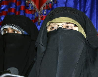 Terrorism, Sedition Charges Framed Against Aasiya Andrabi-TeluguStop.com