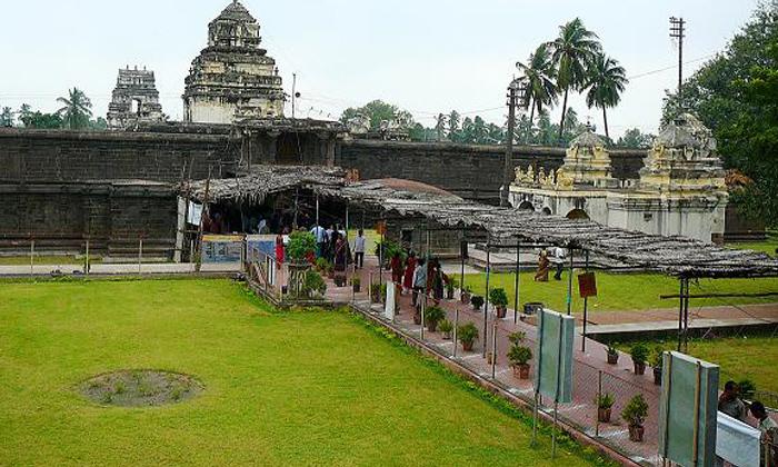 Unknown Facts About Kumararamam-పంచారామాలలో ఒకటైన కుమారారామం ప్రత్యేకతలు ఇవే..-Latest News - Telugu-Telugu Tollywood Photo Image-TeluguStop.com