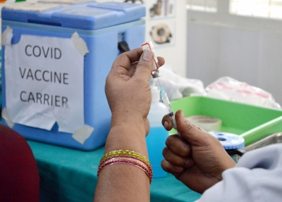 Vaccine For Seniors At 18 Pvt, 5 Govt Hospitals In B'luru-TeluguStop.com