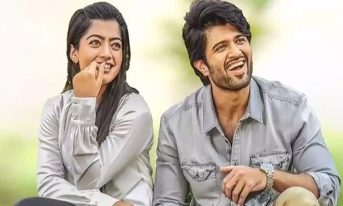 Telugu Pair Up Again, Rashmika, Tollywood, Vijay Devarakonda-Movie