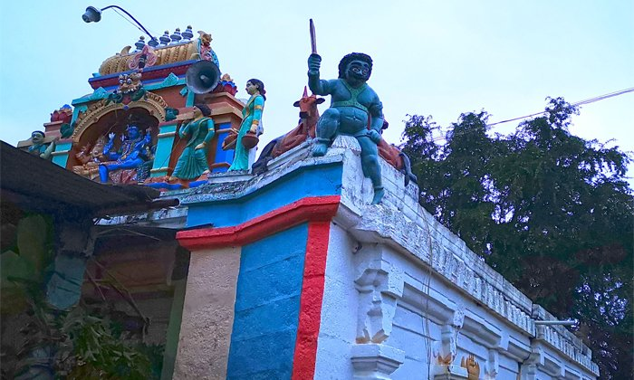 Do You Know Why The Demons Built The Temple-TeluguStop.com