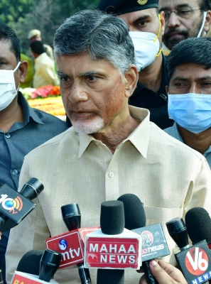 Will Continue To Fight For Poor In The State: Chandrababu Naidu-TeluguStop.com