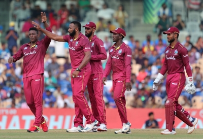 1st T20i: Pollard's 6 Sixes In An Over Takes Windies To Win-TeluguStop.com