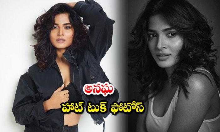 Actress Anagha Hot Viral Images-అనఘ హాట్ లుక్ ఫొటోస్