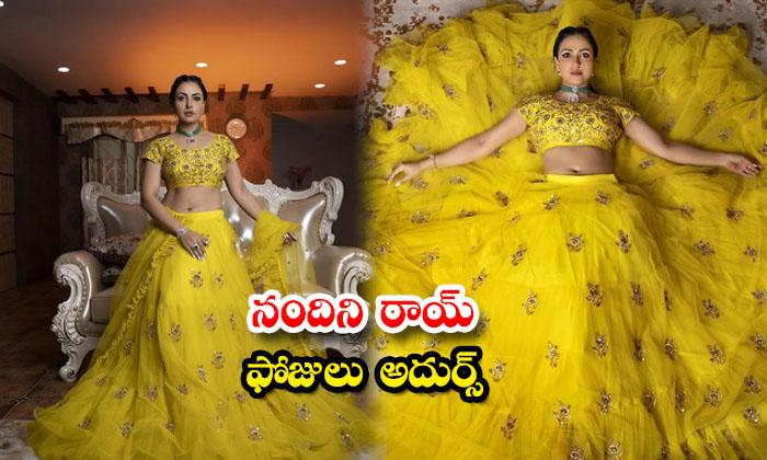 Actress Nandini Rai amazing images-నందిని రాయ్ ఫోజులు అదుర్స్