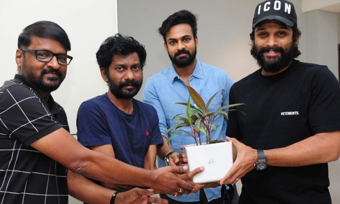 Telugu Allu Arjun, Allu Arjun Comments On Uppena Movie And Team, Allu Arjun Response On Uppena Movie, Krithy Shetty, Netizens, Telugu Film News, Uppena, Uppena Movie, Vaishnav Tej-Movie