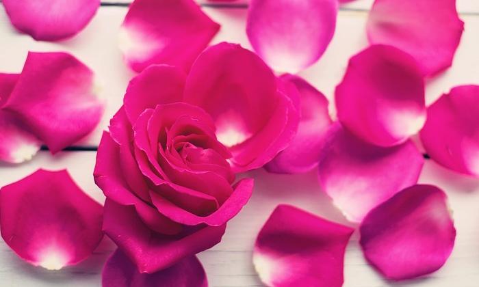 Wonderful Health Benefits Of Rose Petals-TeluguStop.com
