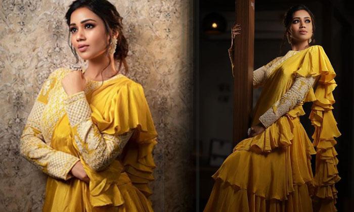 Amazing Pictures Of Actress Nivetha Pethuraj-telugu Actress Hot Photos Amazing Pictures Of Actress Nivetha Pethuraj - Te High Resolution Photo