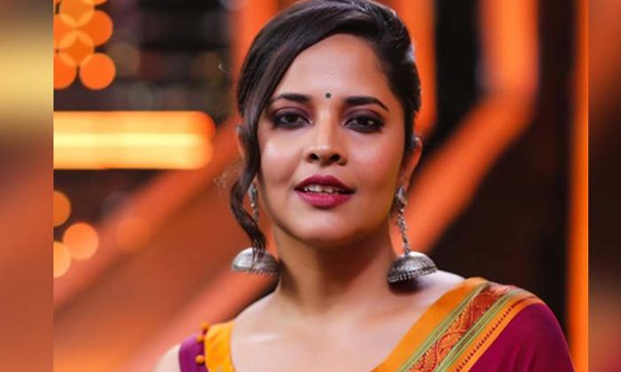 Anasuya Got Opportunities In Bollywood Also-అనసూయని బాలీవుడ్ కూడా పిలుస్తుంది-Latest News - Telugu-Telugu Tollywood Photo Image-TeluguStop.com