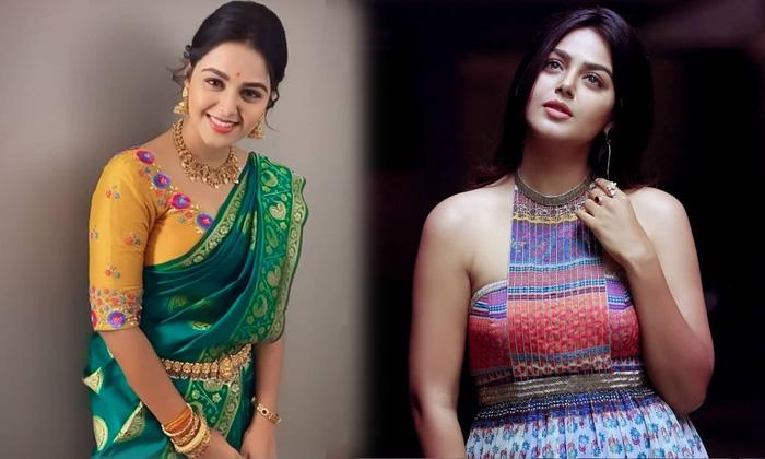 Big Boss Fame Gujartathi Beauty Monal Gajjar Captivating Clicks - Telugu Monal Gajjar Cute Details Hd Wallpaper Images High Resolution Photo