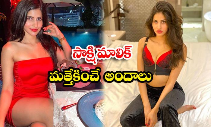 Bollywood actress sakshi malik beautiful viral pictures-సాక్షి మాలిక్ మత్తెక్కించే అందాలు