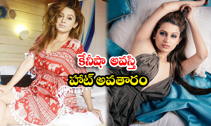 Bollywood hot model and actress kenisha awasthi sensational images-కేనీషా అవస్తి హాట్ అవతారం
