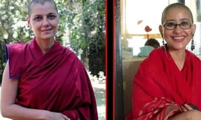 Well Known Actresses Who Became Nuns In Real Life-సన్యాసం తీసుకునేంత కష్టం ఈ హీరోయిన్స్ అందరికి ఏం కలిగింది ..-Latest News - Telugu-Telugu Tollywood Photo Image-TeluguStop.com