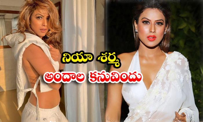 Bollywood television actress nia sharma hot images-నియా శర్మ అందాల కనువిందు