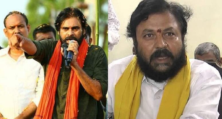 Chinthamaneni Prabhakar Supporting Janasena Party-జనసేన పార్టీని సపోర్ట్ చేస్తానంటున్న చింతమనేని ప్రభాకర్..-Political-Telugu Tollywood Photo Image-TeluguStop.com