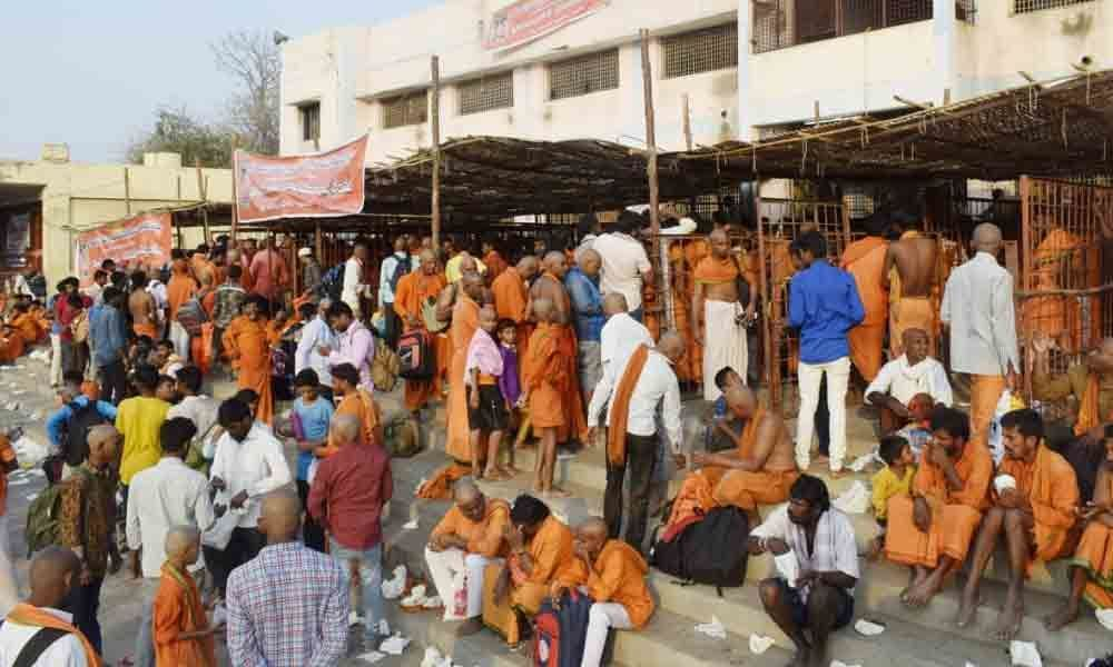 Difficulties For Devotees In-TeluguStop.com