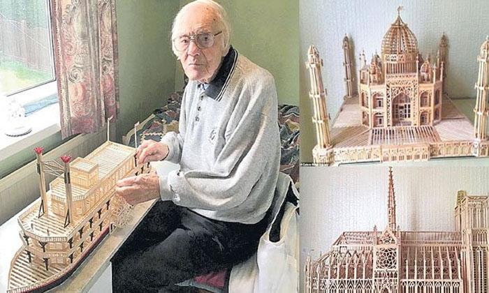 Do You Know The Old Man Who Built The Taj Mahal-TeluguStop.com