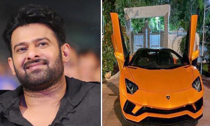 Prabhas Buys New Lamborghini-TeluguStop.com