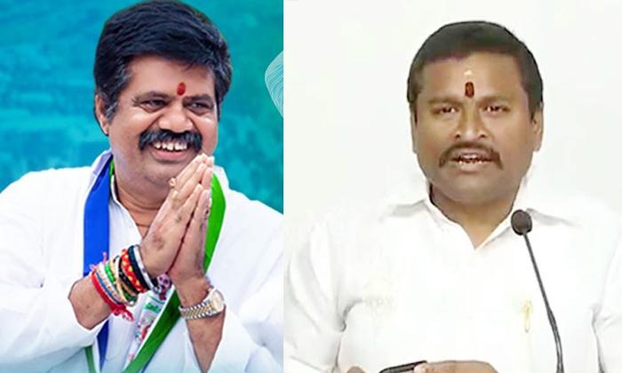 Is Jagans Decision Correct In The Case Of Those Two Ministers-ఆ ఇద్దరు మంత్రుల విషయం జగన్ నిర్ణయం కరక్టేనా -Political-Telugu Tollywood Photo Image-TeluguStop.com