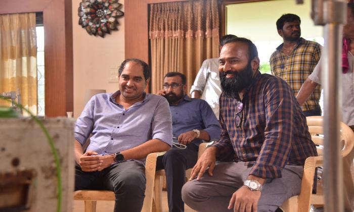 Telugu Director Krish, Lakshmikanth Chenna, Nidhi Agarwal, Pawan Kalyan Film, South Cinema-Movie