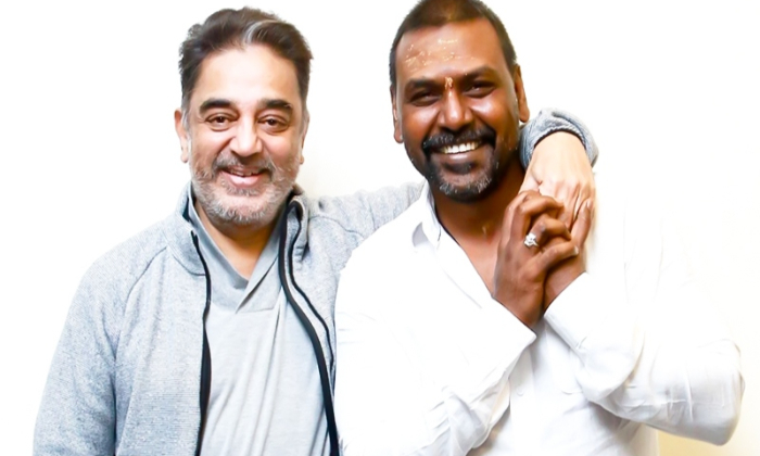 Lawrence Turns Villain For Kamal Haasan-కమల్ హసన్ కి విలన్ గా మారబోతున్న రాఘవ లారెన్స్-Latest News - Telugu-Telugu Tollywood Photo Image-TeluguStop.com