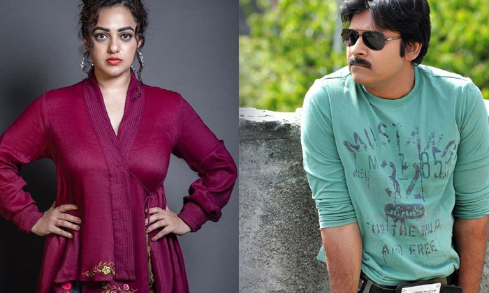 Nithya Menen Approached For AK Remake-Latest News English-Telugu Tollywood Photo Image-TeluguStop.com