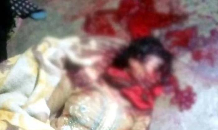 The Husband Who Strangled The Wife-అనుమానం పెనుభూతం అయిన వేళ.. మనిషి మృగంగా మారి.. -Breaking/Featured News Slide-Telugu Tollywood Photo Image-TeluguStop.com