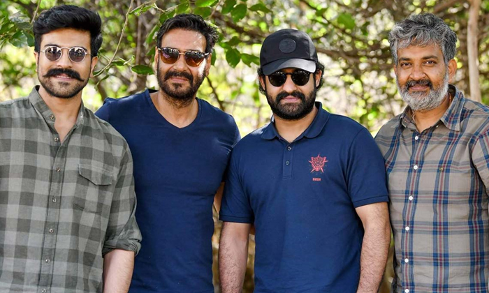 Hollywood's Nick Powell Joins RRR' Climax Sequence-Latest News English-Telugu Tollywood Photo Image-TeluguStop.com